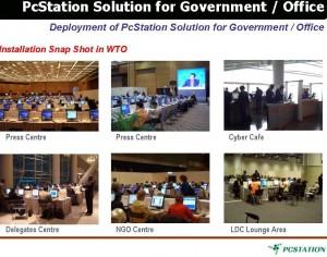 Solusi PC Station