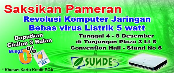 pameran komputer sunde 2013