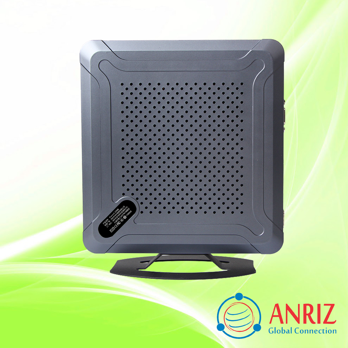 Mini PC AGC 3700 Samping