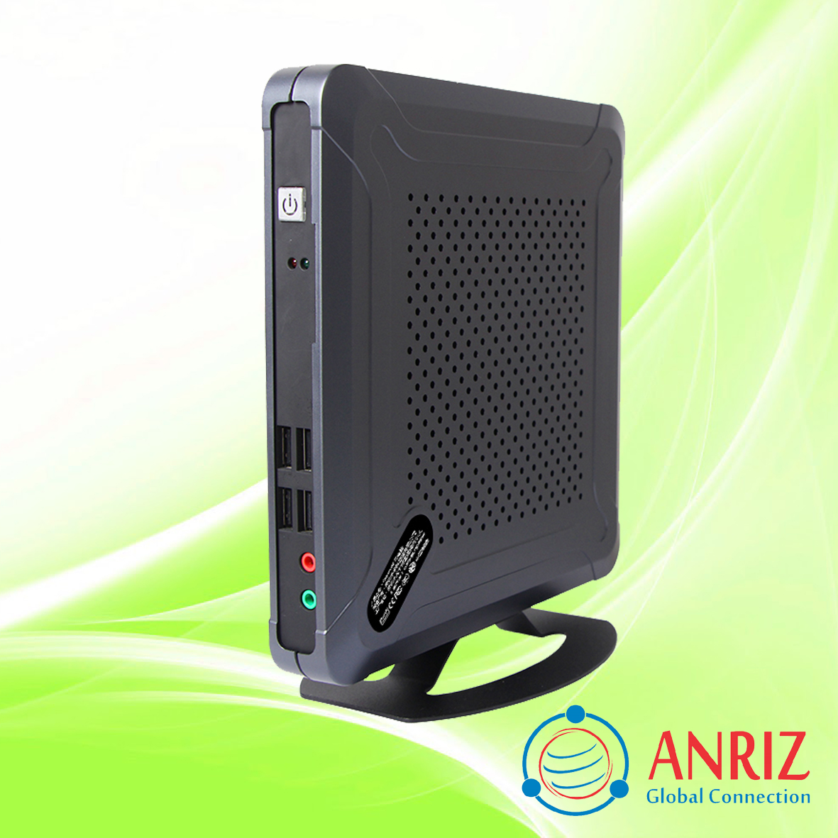 Mini PC AGC 3700 Samping Depan