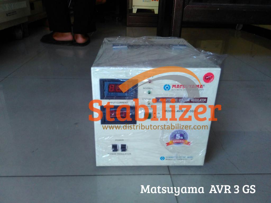 Stabilizer Matsuyama